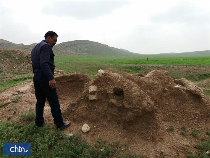 دستگیری3 حفار غیر مجاز در چناران