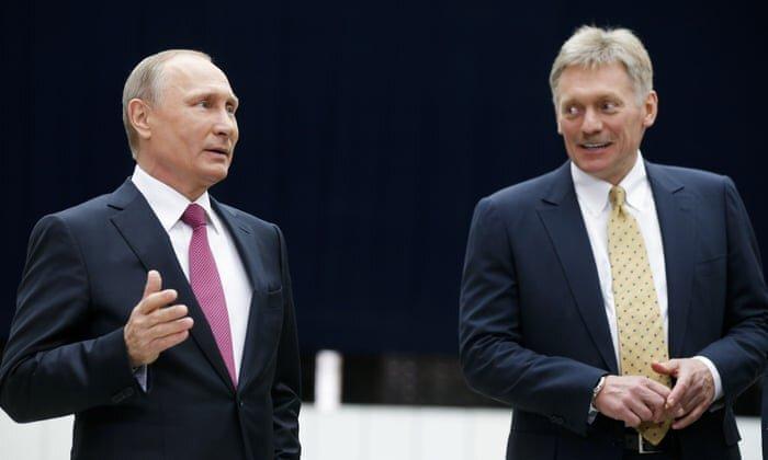 سخنگوی پوتین به کرونا مبتلا و در بیمارستان بستری شد