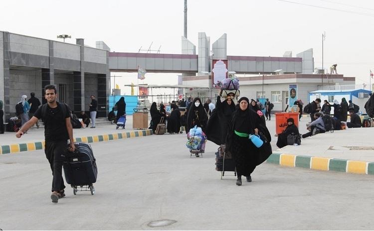 ممنوعیت تردد مسافران به عراق از مرز چذابه