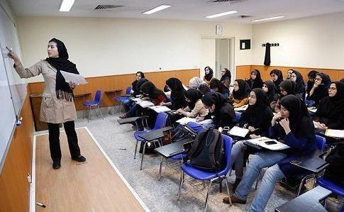 نحوه استفاده از مرخصی اساتید در مرداد و شهریور