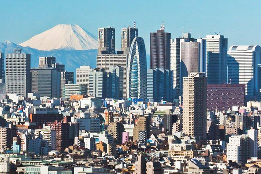 تصاویر تکان دهنده از زندگی در اتاق های بسیار کوچک در ژاپن